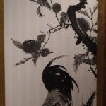 「若冲誕生」 ~四季花鳥押絵貼図屏風が至極~ *福田美術館