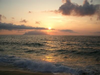 屋久島1・いなか浜の夕日 050 (640x480)