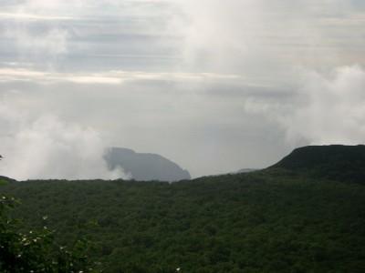 羅臼岳から国後を観る 037 (640x480)