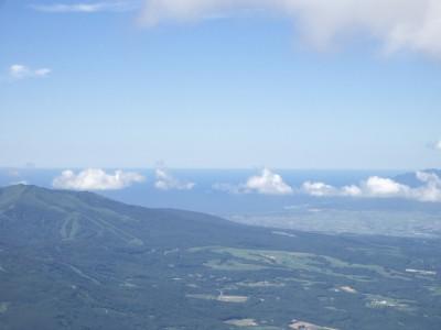 道南2・羊蹄山から岩内港 022 (640x480)