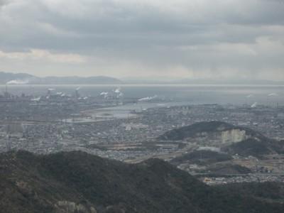 高御位山 069・高御位山から加古川 (640x480)