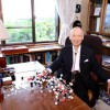 大村智博士、ノーベル生理学医学賞を受賞。 叩き上げの人だね。