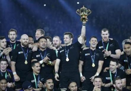 ラグビーW杯決勝、ニュージーランドが優勝、世界最高峰の闘いだった。
