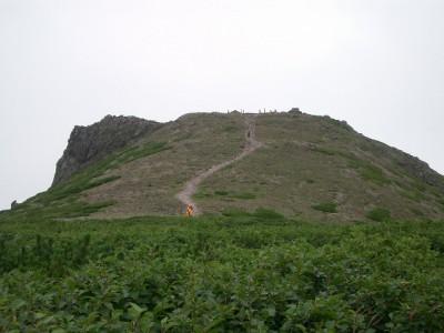 大雪山 085・黒岳へ (640x480)