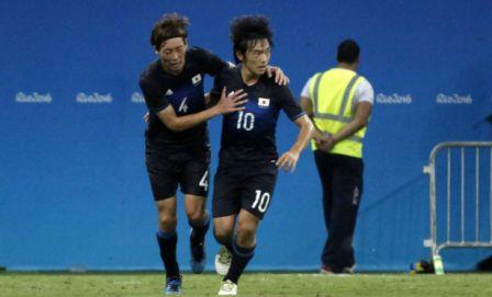 サッカー五輪、日本はコロンビアと2-2の引き分け。 G大阪組が足を引っ張る。