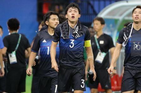 サッカー五輪代表、ナイジェリアに4-5で初戦を落とす。