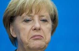 メルケル首相の「時計の針を戻したい」。 名言だな。