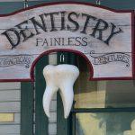 去年は、歯医者に行き過ぎた。 出費がデカ。