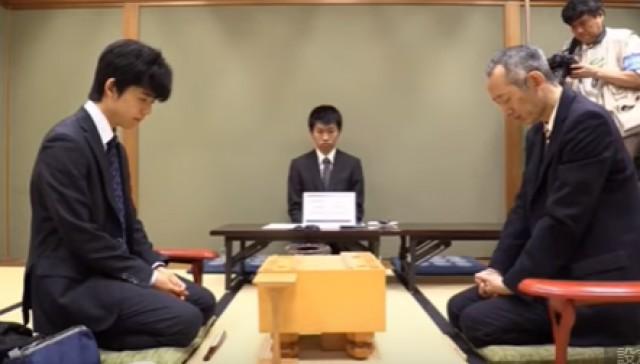 藤井聡太四段、打ち歩詰めでの凌ぎに踏み込んで勝つ。 羽生3冠の後継者誕生。